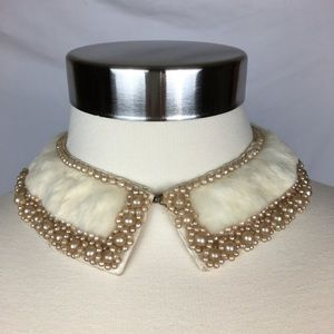Vintage Truly Regal Art Craft Collar made in Japan